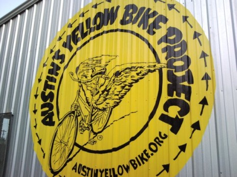 Austin Yellow Bike Project Logo