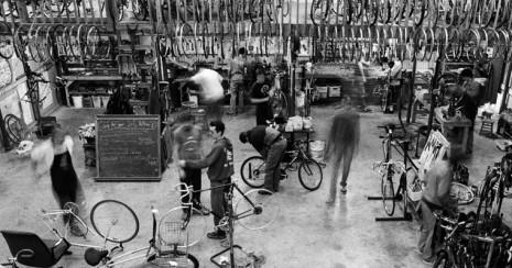 Open Shop at 51st Street. Photo by Blake Gordon