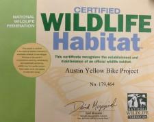 Wildlife certification